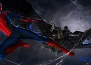 "Primer spot de ""Spider-Man: Homecoming"""